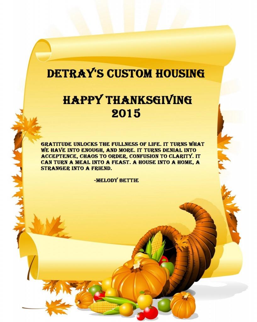 2015 detrays happy thanksgiving