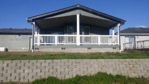Ocean Shores Model Home